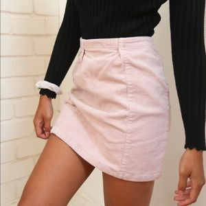 🔥🔥🔥CLEAN OUT SALE SUEDE MINI SKIRT